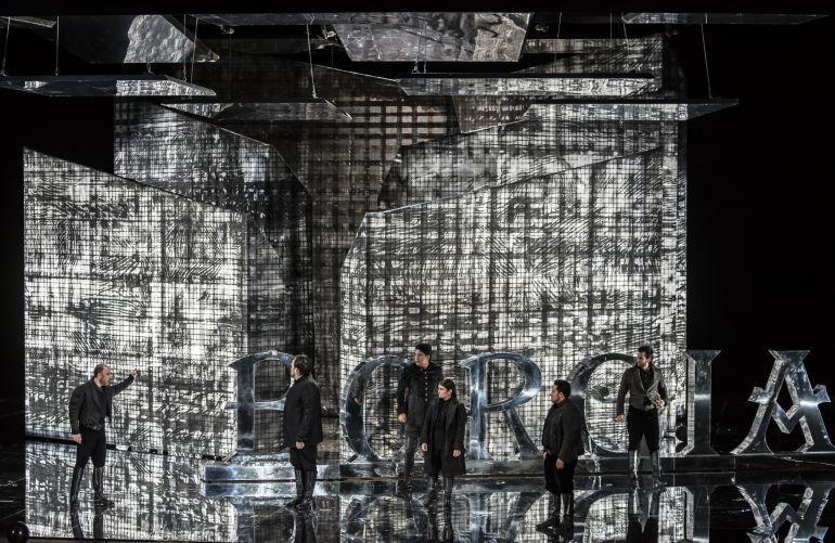 Ópera 'Lucrezia Borgia' en el Palau de les Arts