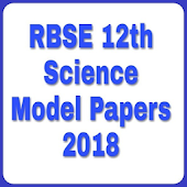 RBSE Class 12th Model Paper 2018