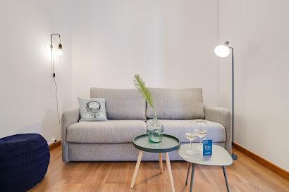 Rocafort Serviced Apartment, Barcelona