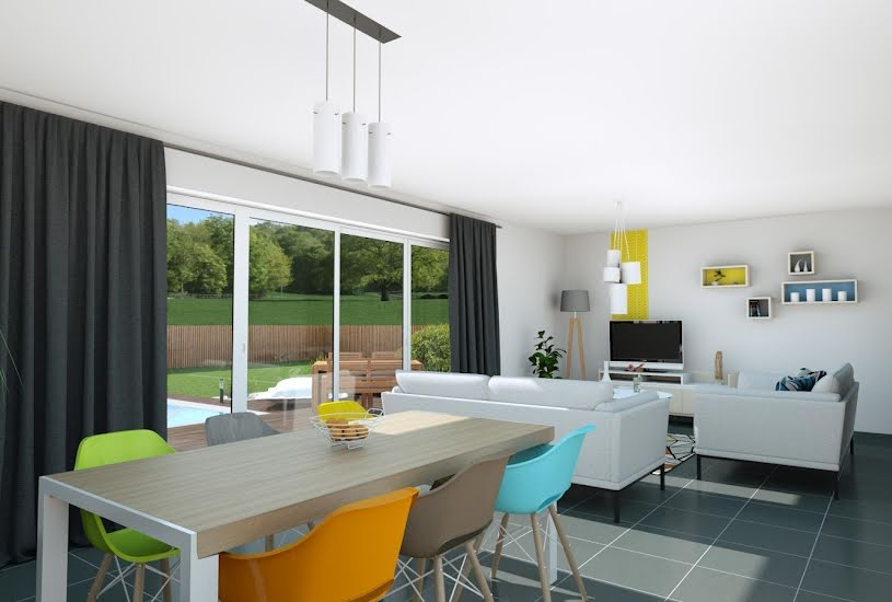 Vente Terrain + Maison - Terrain : 536m² - Maison : 75m² à Vigneux-sur-Seine (91270)