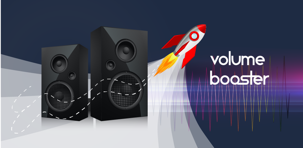 Volume Booster 2018: Bass, Equalizer Sound Booster APK