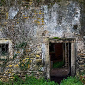 Mosteiro de Seiça by Edu Marques - Buildings & Architecture Decaying & Abandoned ( old house, old, ancient, ruins, wall )