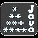 Java Pattern Programs Free icon