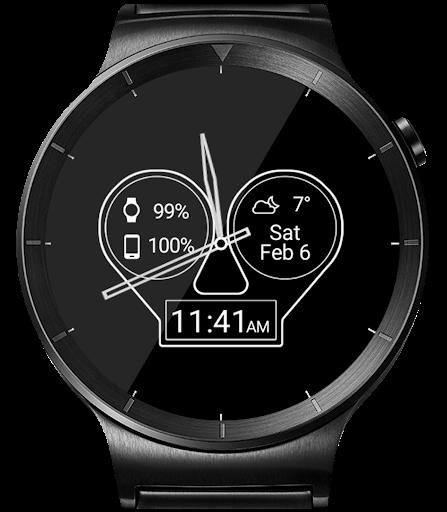 Titanium Brave HD WatchFace Widget Live Wallpaper 4.8.1 screenshots 17