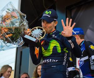 Movistar hoopt dat Valverde voor derde keer Ronde van Burgos binnehaalt