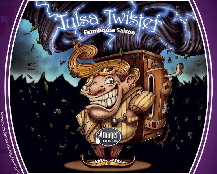Logo of Amager Bryghus Tulsa Twister