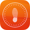 Pedometer - Track My Steps icon