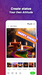 VClip  Whatsapp Status App Download For Android and iPhone 7