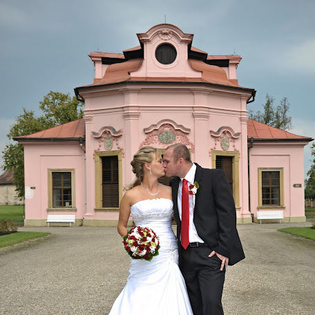 Wedding photographer Bohumil Rosenkranz (rosenkranz). Photo of 27.04.2015