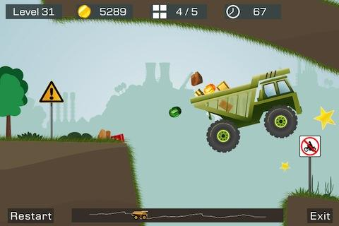 Big Truck --best mine truck express simulator game 3.51.52 screenshots 4