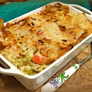 Chicken Leek Potato Bake Recipes.