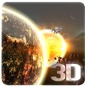 Fire Planet 3D XL icon