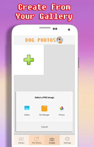 Dog Photography Coloring Book - Color By Number android2mod screenshots 7
