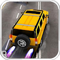 High speed driving icon