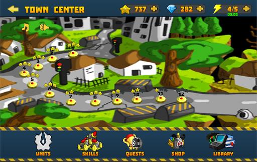 Struggle w Minz 1.0.1 APK MOD screenshots 2