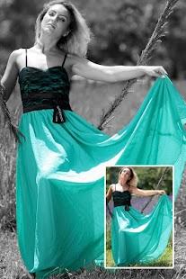 Color Splash Effect:Pic Editor - náhled