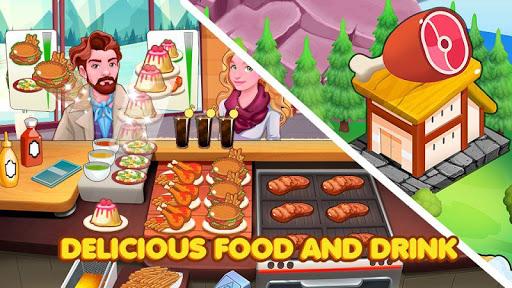 Happy Cook - Restaurant Game - Food Court 2019 1.0.11 screenshots 1
