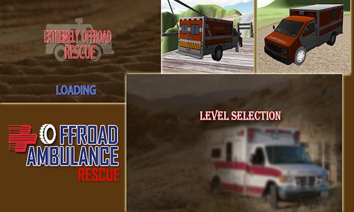 Extreme Offroad Ambulance