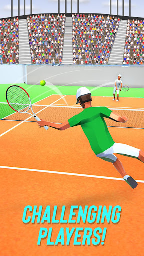 Tennis Fever 3D: Free Sports Games 2020 android2mod screenshots 5
