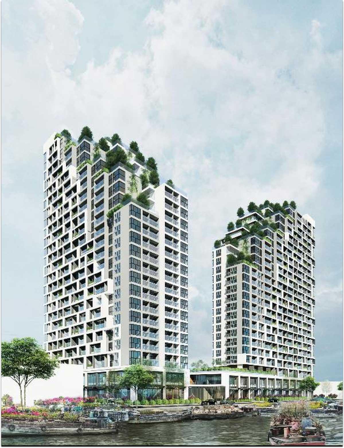 Dự án chung cư D Aqua quận 8