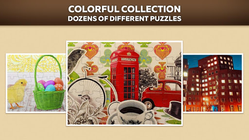 Free Jigsaw Puzzles for Adults and Kids game (apk) free