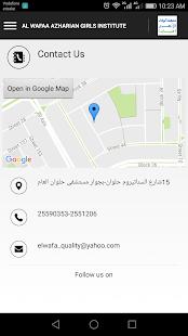 Al Wafaa Azharian Institute - náhled