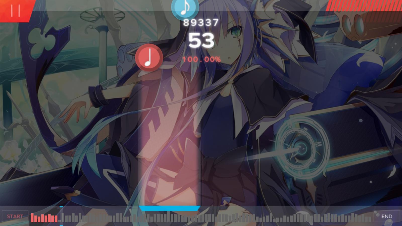 Malody- screenshot