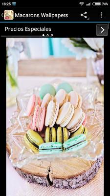 Macarons Wallpapers - screenshot