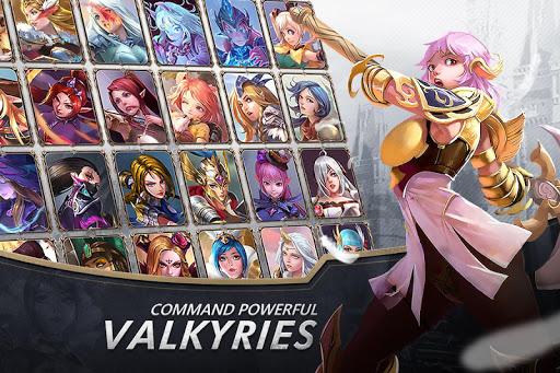 Legends of Valkyries 1.7.0.1 Cheat screenshots 7