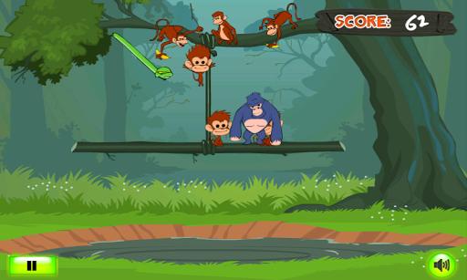 Angry Gorilla screenshot