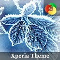 Winter Live Wallpaer | Xperia™ Theme icon