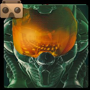 GALAXY 360: 宇宙空間でのVRジェットコースター (Google Cardboard)