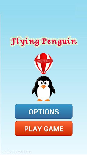 Flying Penguin Jump games
