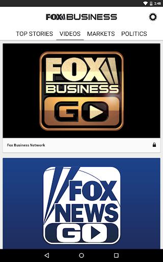 FOX Business screenshot 12