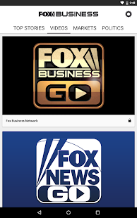 Fox Business- screenshot thumbnail