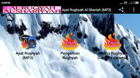 Ruqyah Pendinding Ampuh{MP3} 1.0 screenshot 2092580