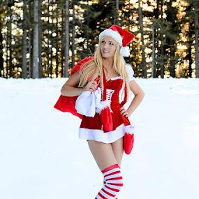 Santababe Lucija by Gregor Dinghauser- Dingo - Public Holidays Christmas
