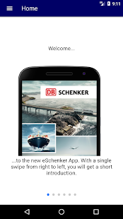 eSchenker- screenshot thumbnail