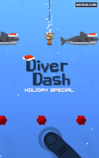 Diver Dash- screenshot thumbnail