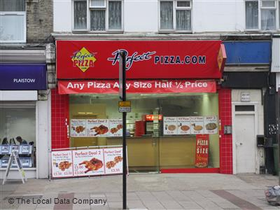 Perfect Pizza On Barking Road Pizza Takeaway In Newham