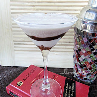 PMc's Famous Chocolate Martini