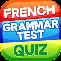 French Grammar Test Quiz icon