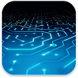 Circuit Board Live Wallpaper file APK for Gaming PC/PS3/PS4 Smart TV