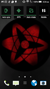 Sharingan Live Wallpaper Free 3
