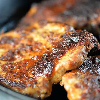Bacon Jam Pork Chops.