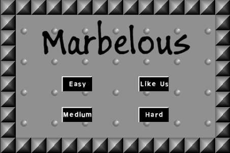 Marbelous v1.0.0