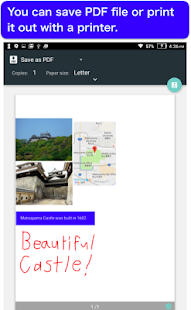 Pocket Note - a new type of notebook- screenshot thumbnail