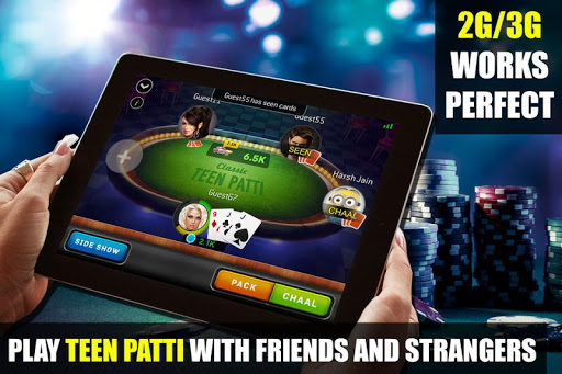 Teen Patti : Apna Casino