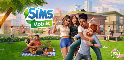 """Resultado de imagem para The Simsâ""""¢ Mobile"""