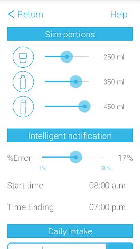 water tracker pro screenshot 3